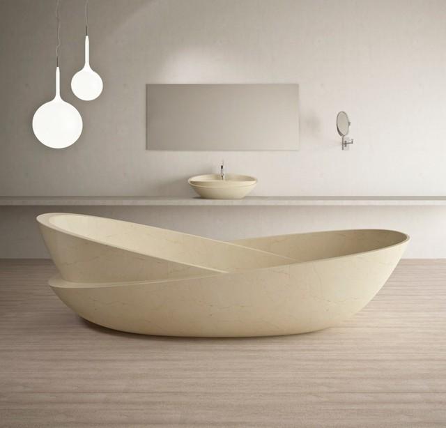 Mẫu bồn tắm đẹp sang trọng, hiện đại - Ảnh 7.