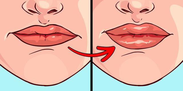 8 dấu hiệu của đôi môi tiết lộ tình trạng sức khỏe của bạn - Ảnh 7.