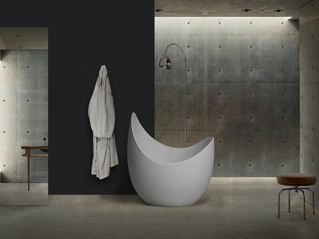 Mẫu bồn tắm đẹp sang trọng, hiện đại - Ảnh 8.