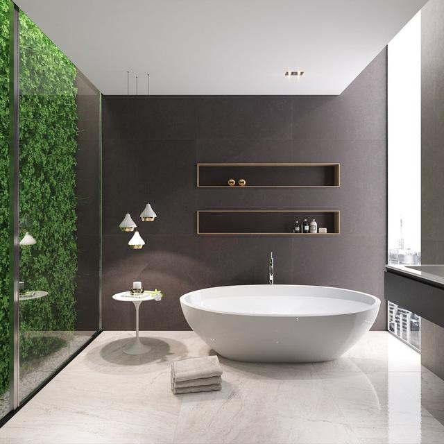 Mẫu bồn tắm đẹp sang trọng, hiện đại - Ảnh 10.