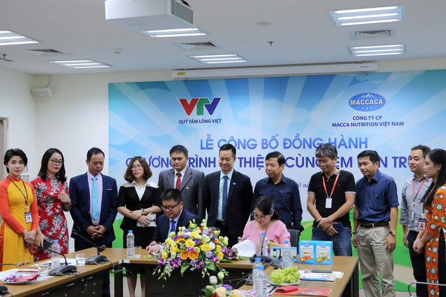 Quỹ Tấm lòng Việt và Macca Nutrition Việt Nam chung tay hỗ trợ học sinh nghèo hiếu học - Ảnh 8.