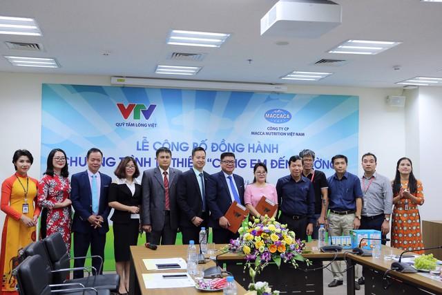 Quỹ Tấm lòng Việt và Macca Nutrition Việt Nam chung tay hỗ trợ học sinh nghèo hiếu học - Ảnh 9.
