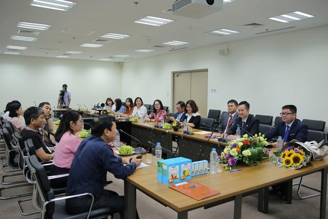 Quỹ Tấm lòng Việt và Macca Nutrition Việt Nam chung tay hỗ trợ học sinh nghèo hiếu học - Ảnh 6.