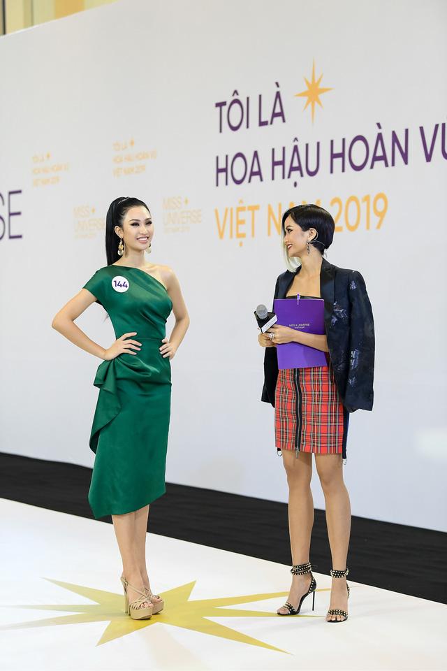 Loạt thí sinh lên tiếng xin lỗi trong tập 1 Tôi là Hoa hậu Hoàn vũ Việt Nam vì điều này - Ảnh 6.
