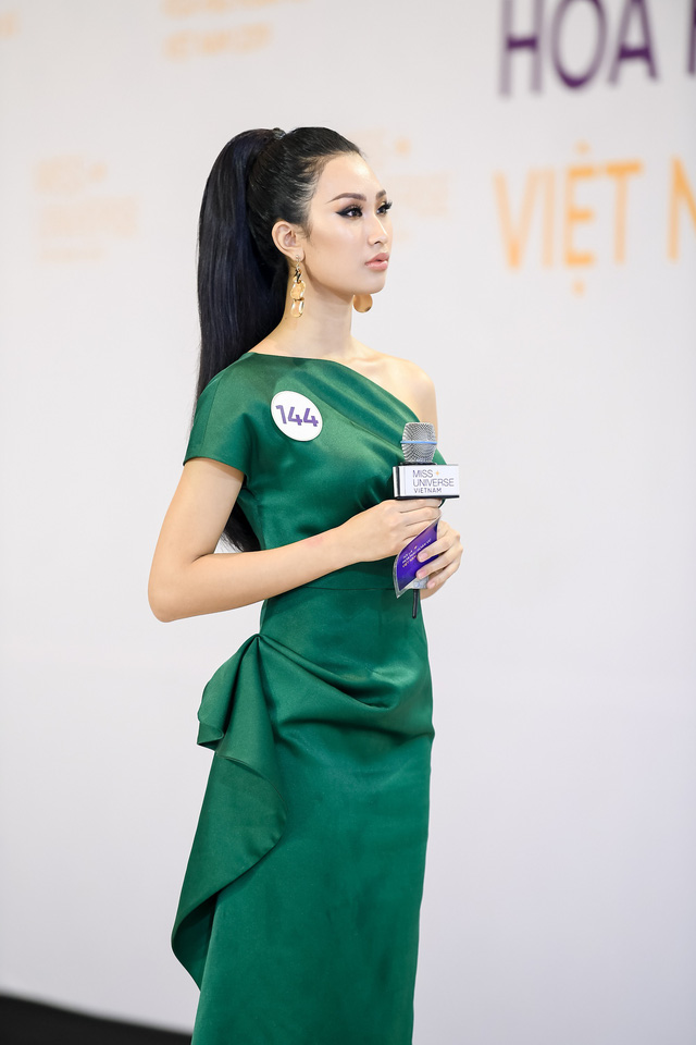Loạt thí sinh lên tiếng xin lỗi trong tập 1 Tôi là Hoa hậu Hoàn vũ Việt Nam vì điều này - Ảnh 7.