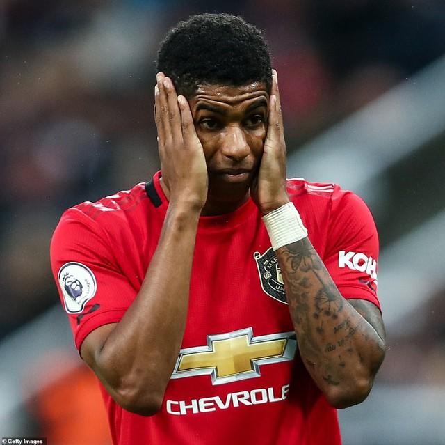 Newcastle United 1-0 Manchester United: Nối dài nỗi thất vọng sân khách! - Ảnh 2.