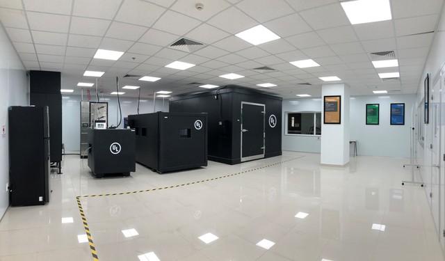 UL chính thức đưa vào hoạt động Thử nghiệm chất phát thải của sản phẩm tại Việt Nam - Ảnh 2.