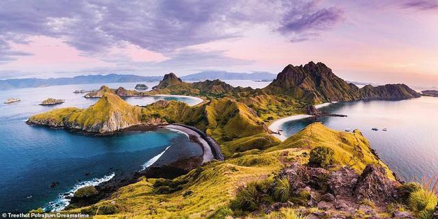 Khám phá những bờ biển tuyệt đẹp trên thế giới - ảnh 2