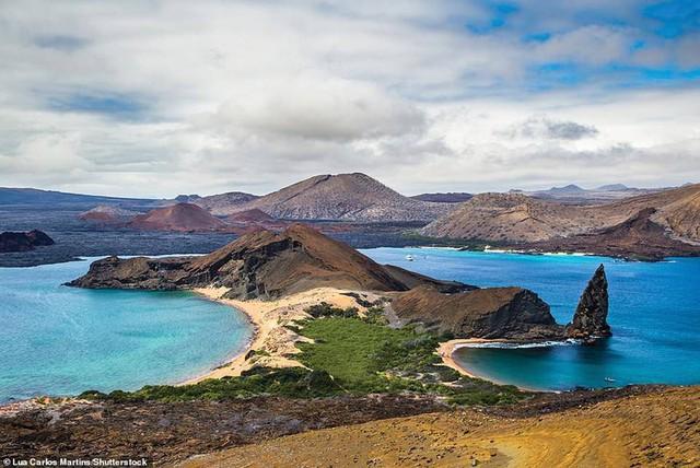 Khám phá những bờ biển tuyệt đẹp trên thế giới - ảnh 11