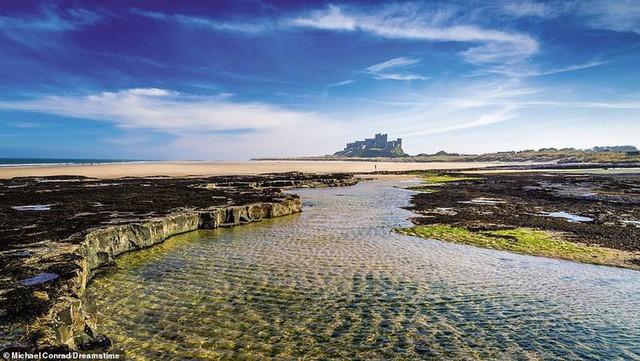 Khám phá những bờ biển tuyệt đẹp trên thế giới - ảnh 19