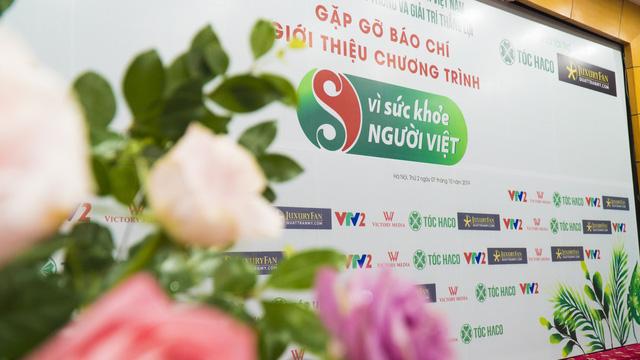 """Chương trình """"Vì sức khỏe người Việt"""" có giờ phát sóng mới - Ảnh 8."""