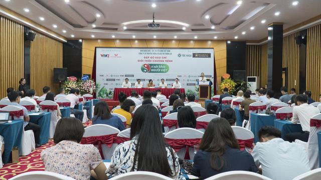 """Chương trình """"Vì sức khỏe người Việt"""" có giờ phát sóng mới - Ảnh 1."""
