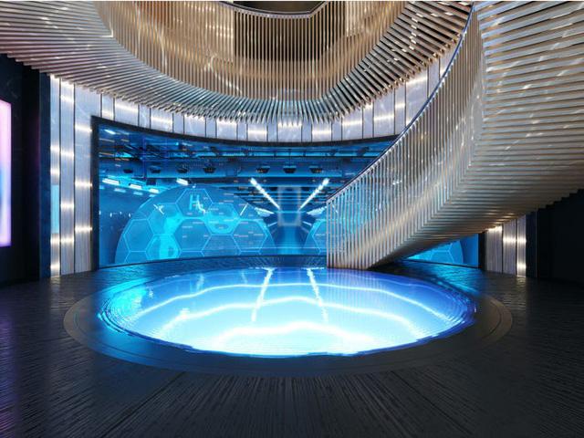 Ra mắt siêu du thuyền chạy bằng hydro đầu tiên trên thế giới - Ảnh 1.