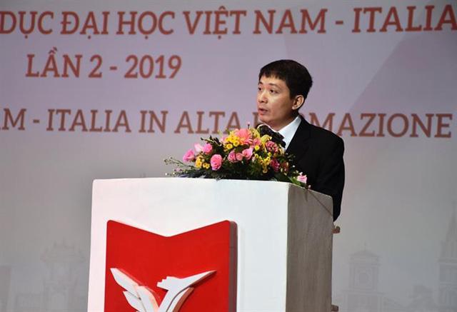 Đại diện 40 trường đại học tham dự Diễn đàn giáo dục đại học Việt Nam - Italy - Ảnh 2.