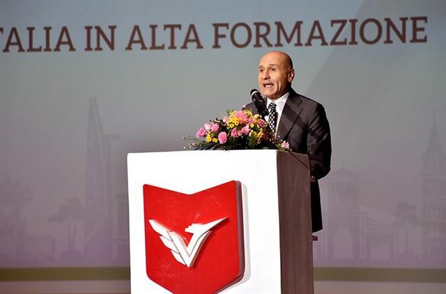 Đại diện 40 trường đại học tham dự Diễn đàn giáo dục đại học Việt Nam - Italy - Ảnh 3.