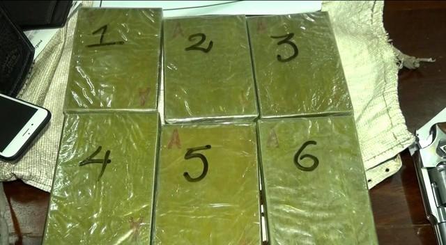 Triệt phá 2 chuyên án ma túy, thu giữ nhiều vũ khí nóng - Ảnh 2.