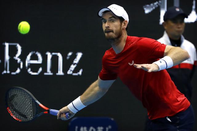 Andy Murray leo hơn 200 bậc trên bảng xếp hạng ATP - Ảnh 1.