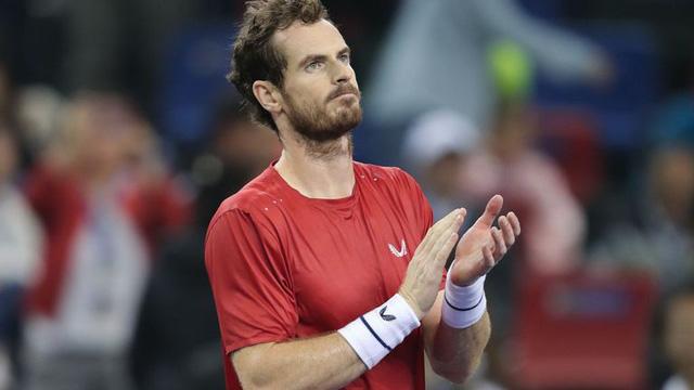 Giải quần vợt Thượng Hải Masters 2019: Andy Murray ngược dòng vào vòng 2 - Ảnh 3.