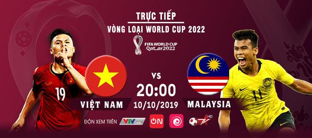 Thể thao tuần này trên VTVcab: Nóng bỏng đại chiến Việt Nam - Malaysia - Ảnh 1.