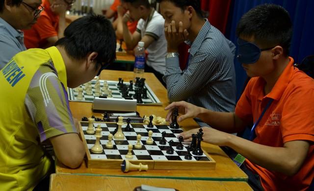 Khai mạc Giải vô địch các môn bóng bàn, cầu lông, cử tạ, cờ vua, Boccia người khuyết tật toàn quốc năm 2019 - Ảnh 1.