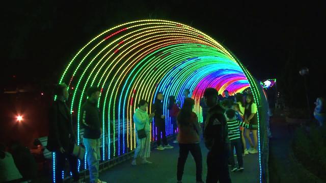 Lễ hội ánh sáng lần đầu xuất hiện tại Đà Lạt - Ảnh 3.