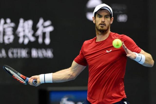 Giải quần vợt Thượng Hải Masters 2019: Andy Murray ngược dòng vào vòng 2 - Ảnh 2.