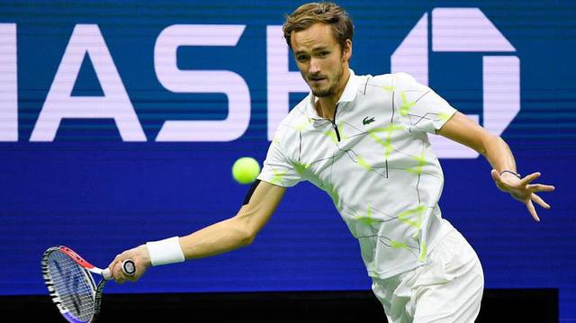 Thần đồng quần vợt Nga Daniil Medvedev hướng tới trận chung kết thứ 6 liên tiếp - Ảnh 1.