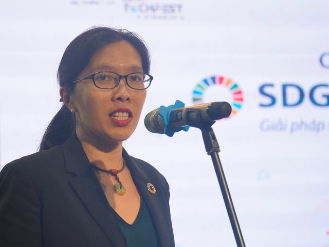 Chung kết SDG Challenge 2019: Tìm ý tưởng cải thiện khả năng tiếp cận cho người khuyết tật Việt - ảnh 2