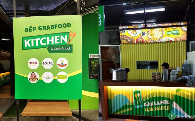 Grab ra mắt GrabKitchen: Cho đặt cùng lúc các món ăn từ nhiều thương hiệu - Ảnh 2.