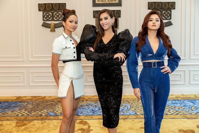 Tôi là Hoa hậu Hoàn vũ Việt Nam 2019 - Tập 2: Giám khảo giận dữ, bức xúc vì điều này - Ảnh 6.