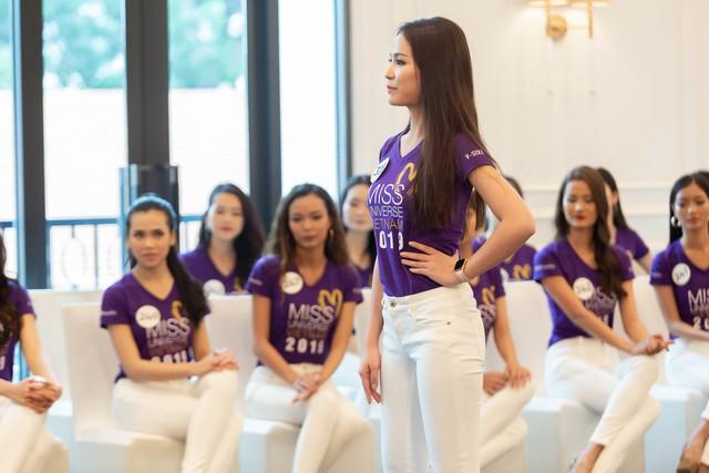 Tôi là Hoa hậu Hoàn vũ Việt Nam 2019 - Tập 2: Giám khảo giận dữ, bức xúc vì điều này - Ảnh 11.