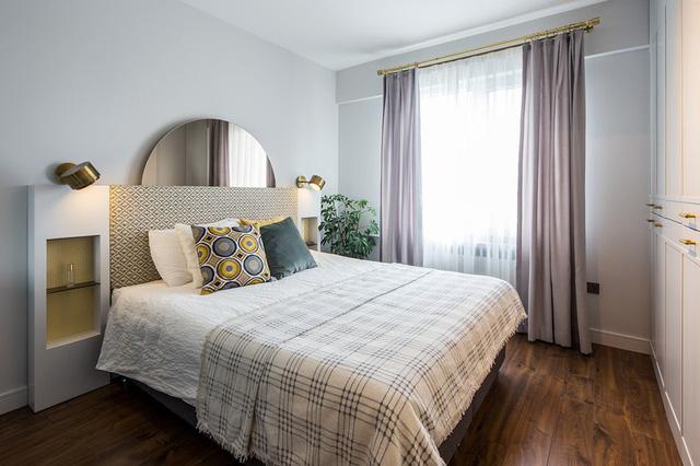 Căn hộ tầng cao sở hữu vẻ đẹp yên bình, giản dị - Ảnh 7.