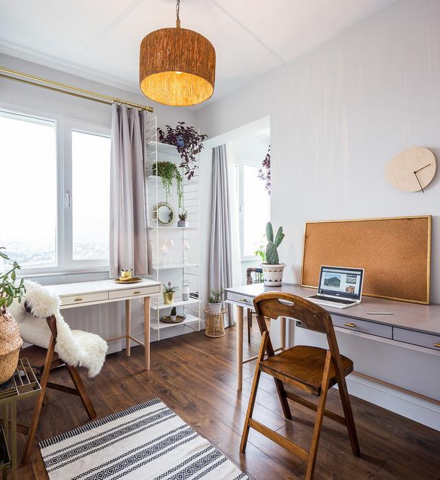 Căn hộ tầng cao sở hữu vẻ đẹp yên bình, giản dị - Ảnh 10.