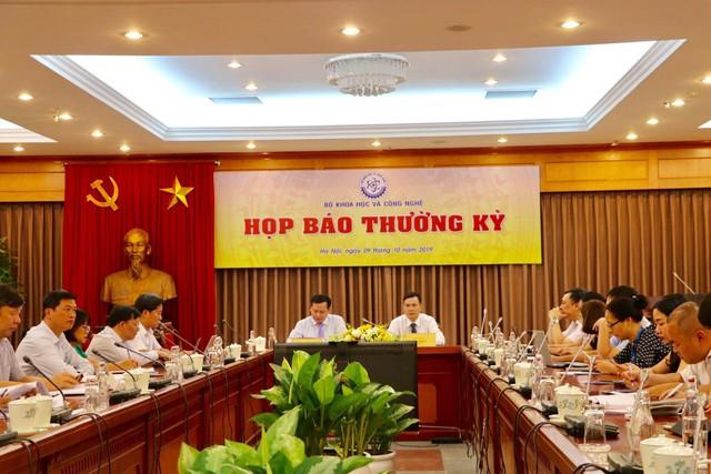 Bộ KH&CN triển khai tổ chức Techfest Vietnam 2019 theo format toàn cầu - Ảnh 2.