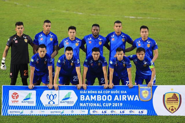 ẢNH: Thắng CLB Quảng Nam, CLB Hà Nội lần đầu tiên vô địch Cúp Quốc gia  - Ảnh 2.