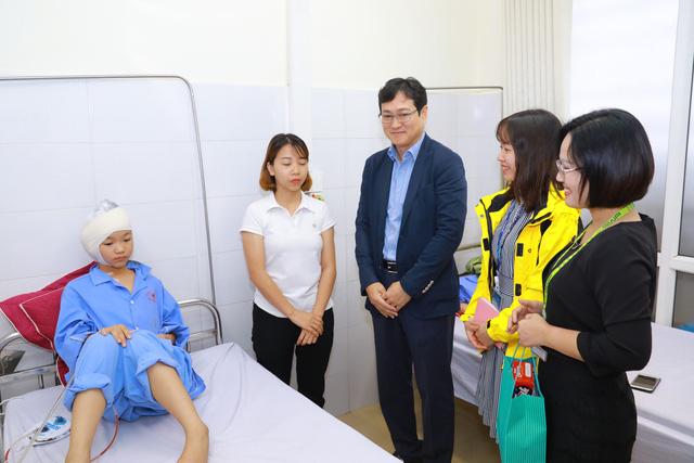 Khám chữa bệnh miễn phí tại các điểm dân cư khó khăn ở Thái Nguyên - Ảnh 6.