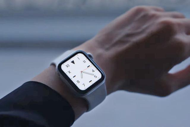 Watch Series 5 chính hãng bán ra tại Việt Nam có giá từ 11,99 triệu đồng - Ảnh 1.