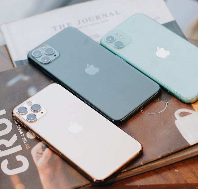 Thị trường smartphone: Apple hụt hơi, Huawei thăng tiến vũ bão - Ảnh 3.