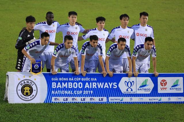 ẢNH: Thắng CLB Quảng Nam, CLB Hà Nội lần đầu tiên vô địch Cúp Quốc gia  - Ảnh 1.