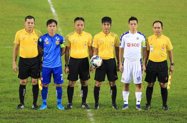 ẢNH: Thắng CLB Quảng Nam, CLB Hà Nội lần đầu tiên vô địch Cúp Quốc gia  - Ảnh 3.
