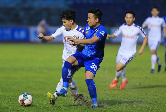 ẢNH: Thắng CLB Quảng Nam, CLB Hà Nội lần đầu tiên vô địch Cúp Quốc gia  - Ảnh 12.