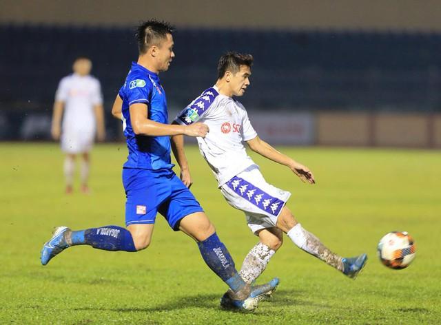 ẢNH: Thắng CLB Quảng Nam, CLB Hà Nội lần đầu tiên vô địch Cúp Quốc gia  - Ảnh 10.