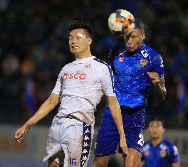 ẢNH: Thắng CLB Quảng Nam, CLB Hà Nội lần đầu tiên vô địch Cúp Quốc gia  - Ảnh 4.