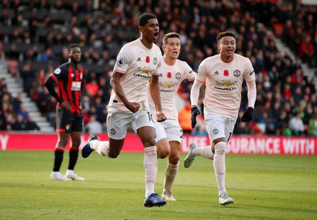 Lịch thi đấu, BXH vòng 11 Ngoại hạng Anh: Bournemouth - Man Utd, Arsenal - Wolverhampton... - Ảnh 3.