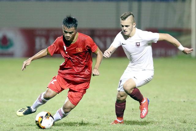 U21 Việt Nam 2-1 U19 FK Sarajevo: U21 Việt Nam sớm giành quyền vào chung kết - Ảnh 4.