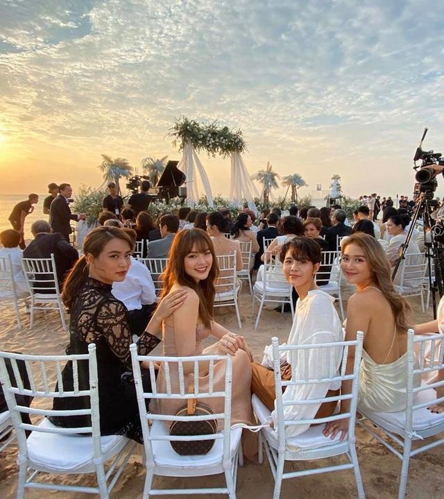Dàn sao Việt nô nức dự lễ cưới Đông Nhi, Ông Cao Thắng - ảnh 11