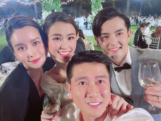 Dàn sao Việt nô nức dự lễ cưới Đông Nhi, Ông Cao Thắng - ảnh 3