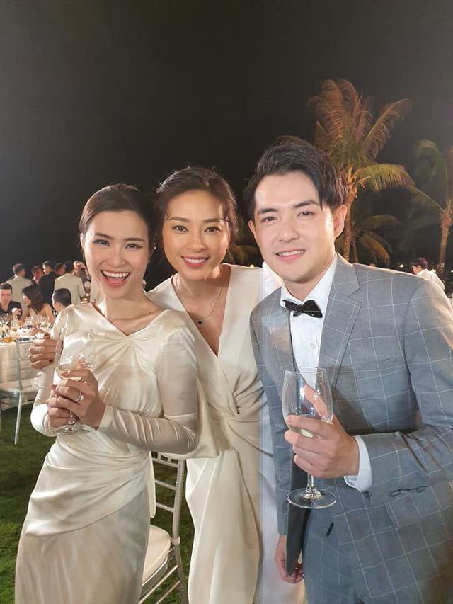 Dàn sao Việt nô nức dự lễ cưới Đông Nhi, Ông Cao Thắng - ảnh 5