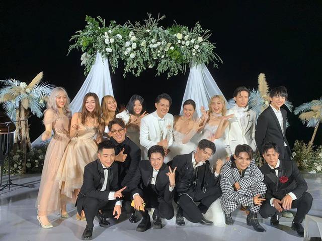 Dàn sao Việt nô nức dự lễ cưới Đông Nhi, Ông Cao Thắng - ảnh 13