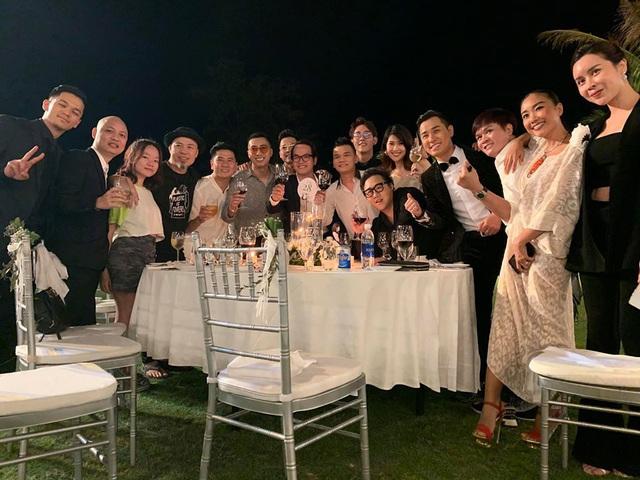 Dàn sao Việt nô nức dự lễ cưới Đông Nhi, Ông Cao Thắng - ảnh 10